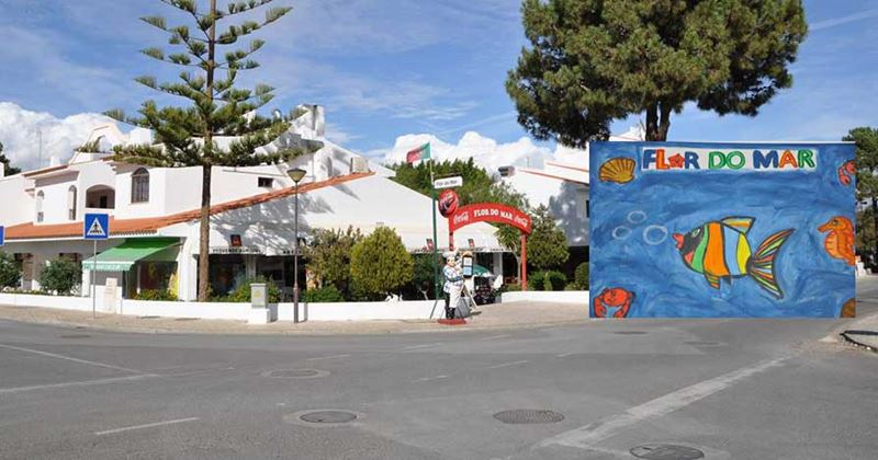 Albufeira Luxury Holiday Accommodation Near to Restaurant Flor do Mar Albufeira from Rent a Casa Albufeira Luxury Holiday Accommodation